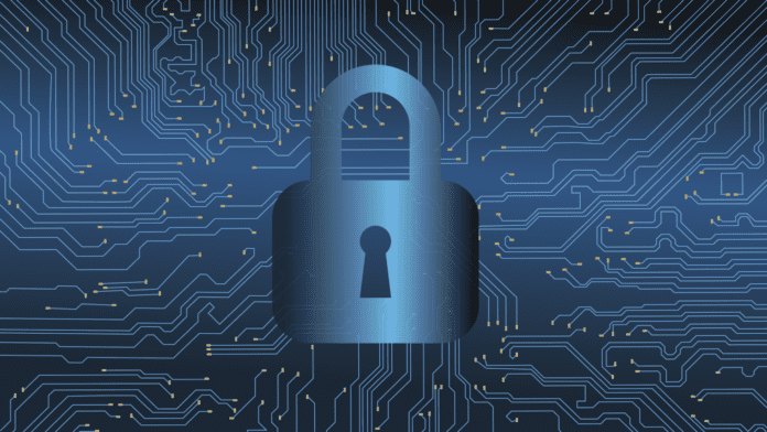 Cybersecurity protecting data in a network.