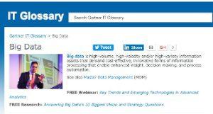 comparing big data solutions