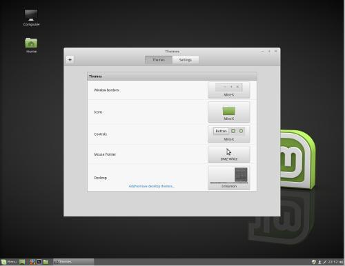 linux Mint install