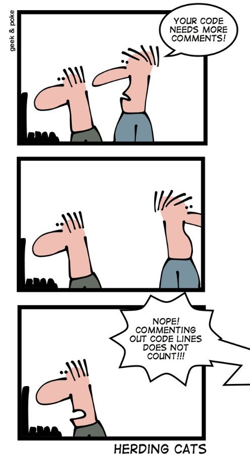 tech comics, funny tech terms