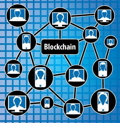 blockchain disrupts
