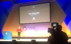 Google Next, Carl Schachter