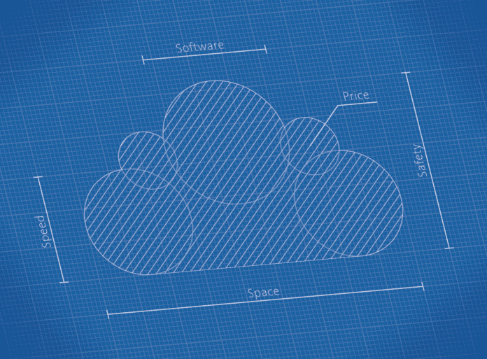 cloud computing: software, speed, storage, security and price.