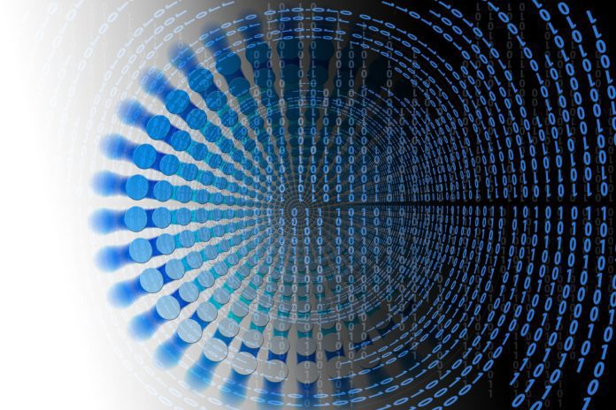 Data displayed in circle to be organized in database management system software.